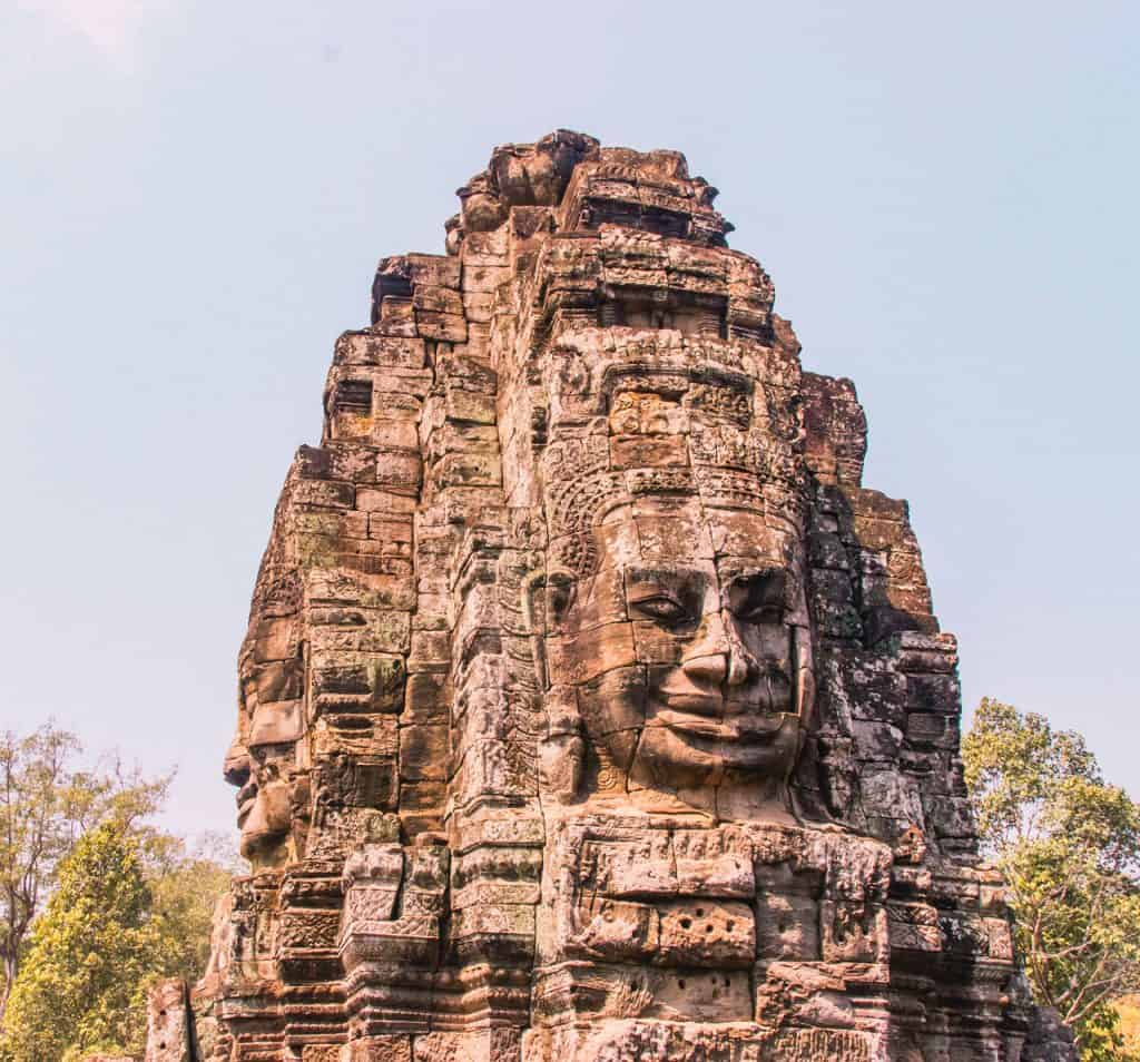 Bayon Temple – the Temple of Faces - Dreamsinheels.com