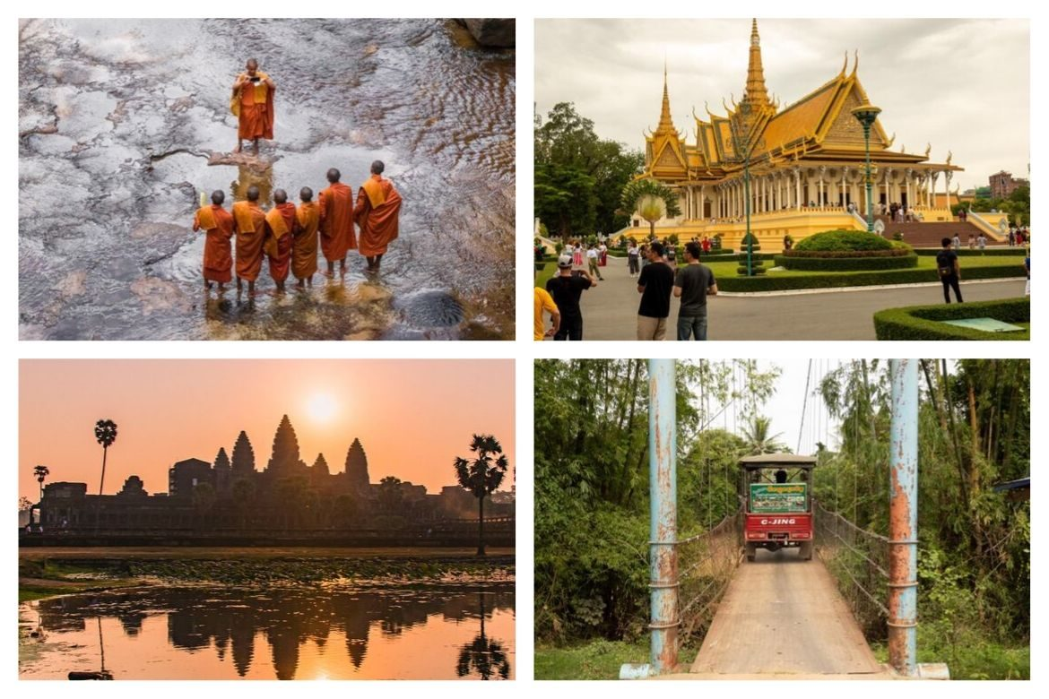 Best places to visit in Cambodia - Tourist Spots in Cambodia + Off the beaten