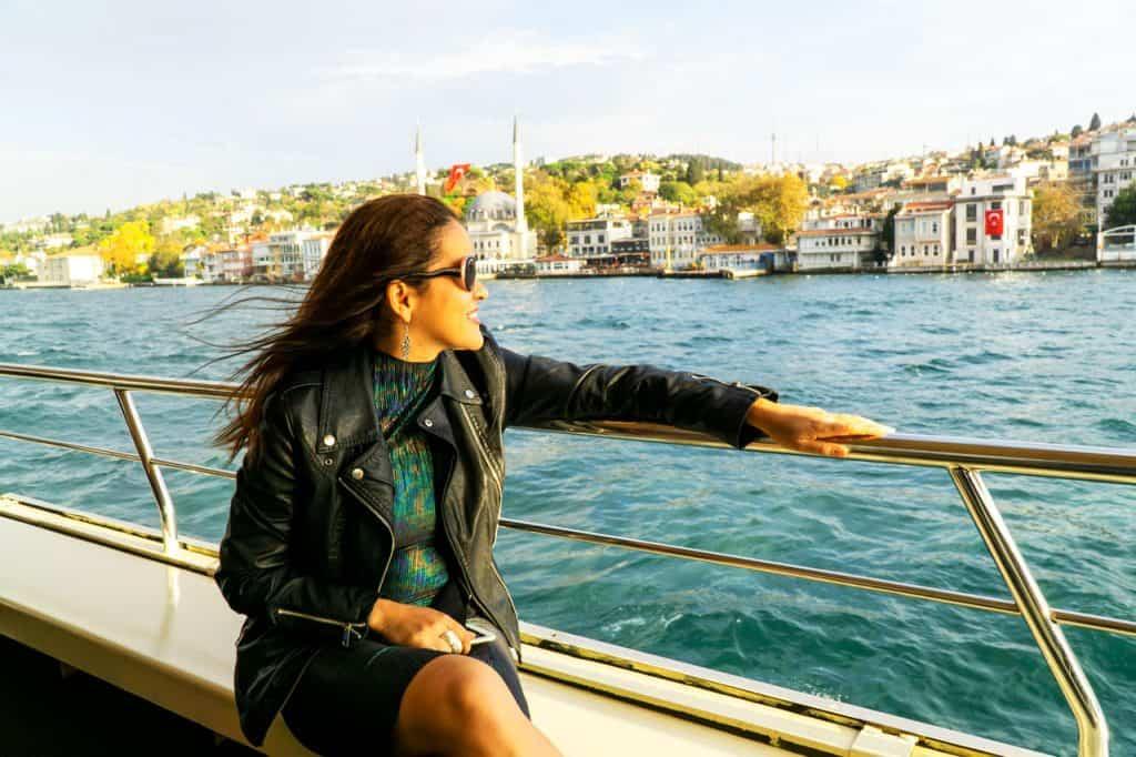 Dreamsinheels Bosphorus Cruise Istanbul Turkiye
