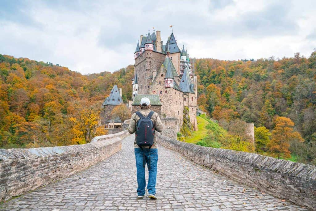 Eltz Castle Germany - GettingStamped - Fall Destinations
