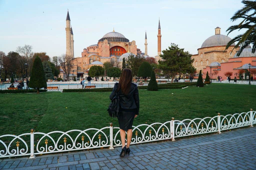 Hagia Sophia Istanbul 3 day Itinerary Dreams in Heels