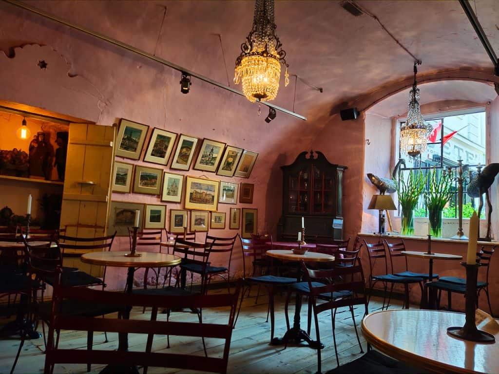 Kamelot Cafe Krakow Poland Dreamsinheels