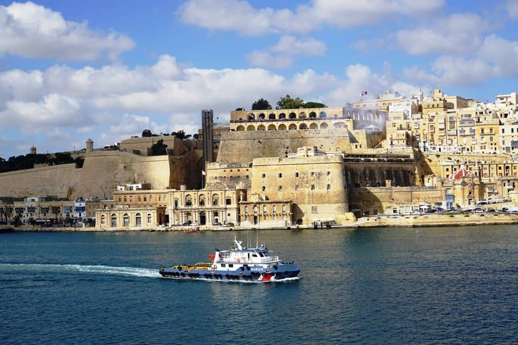 Malta in October Autumn