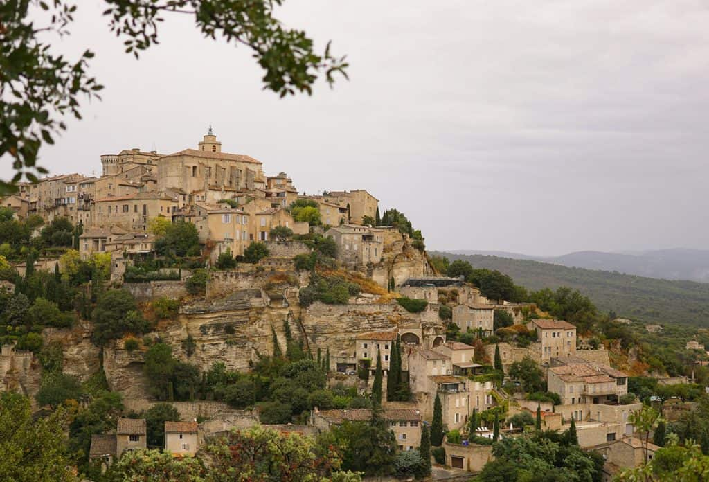 Provence France in October
