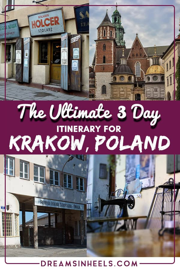 The-Ultimate-3-Day-itinerary-for-Krakow-Poland-Eastern-Europe