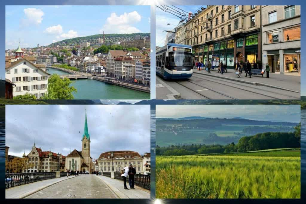 Top Things to do in Zurich on a budget - Zurich Tourist attractions - Cheap eats Zurich