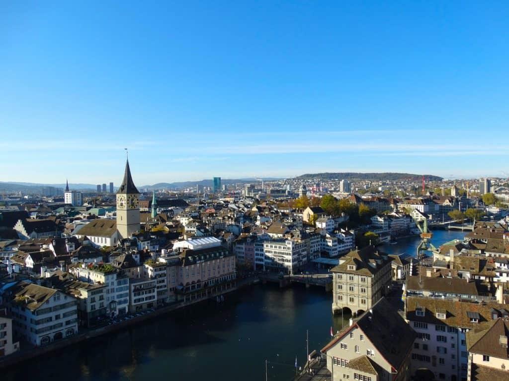 Zurich on a budget - Zurich attractions - Cheap Eats Zurich