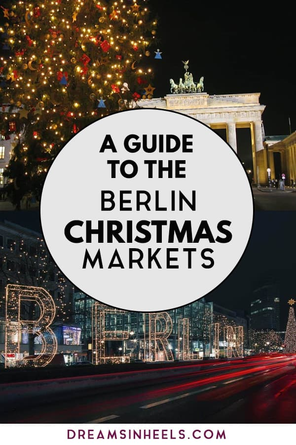 A guide to the Berlin Christmas markets