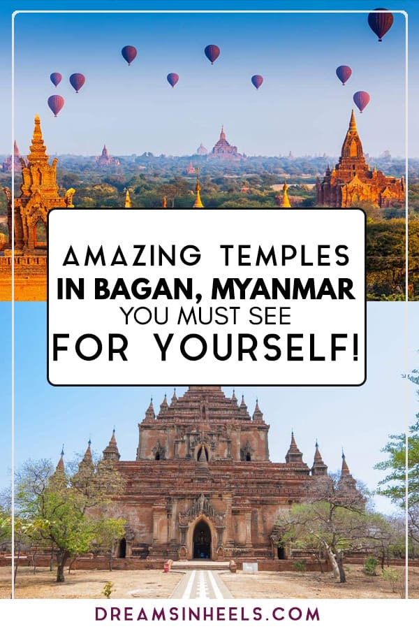 Amazing temples in Bagan, Myanmar you must see for yourself