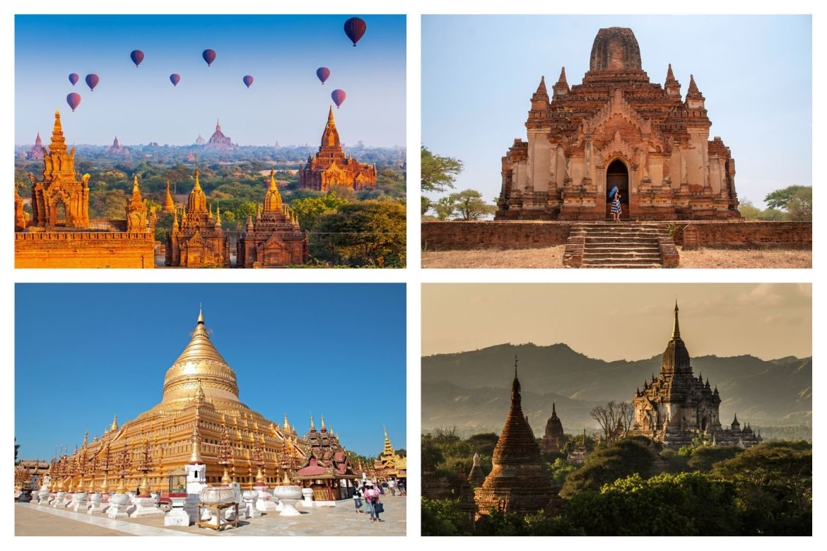 Best Temples in Bagan in Two Days - Uncovering Myanmar's History