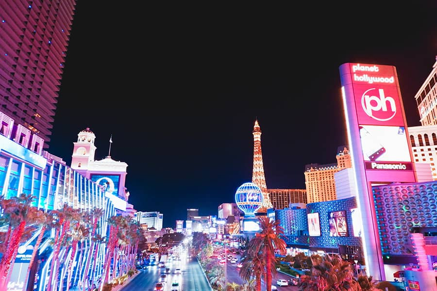 Las Vegasas-Strip
