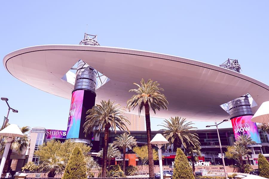 """Už mados šou """"Mall-Las-Vegas"""" ribų"""