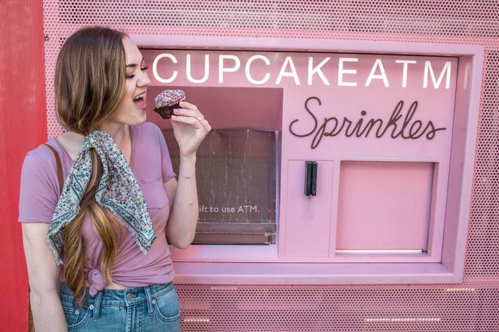 Sprinkles ATM-Las Vegas-USA