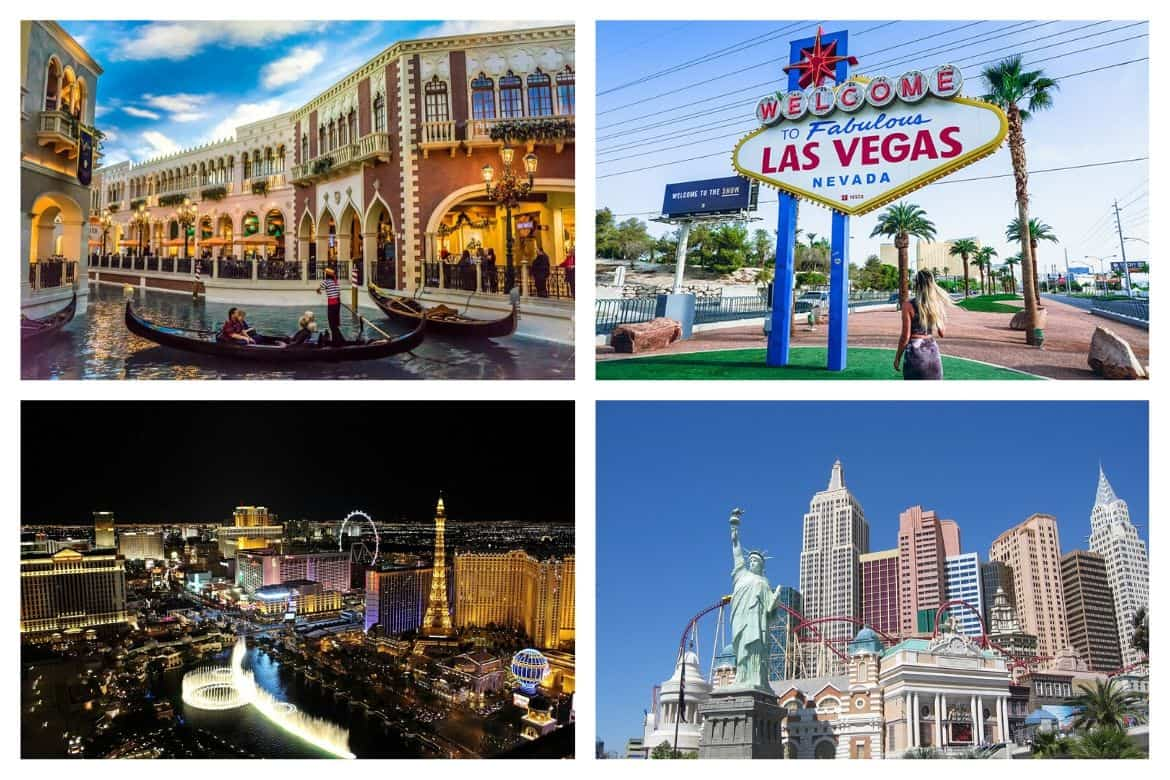 The Ultimate Las Vegas Itinerary - 3 days in Vegas local edition