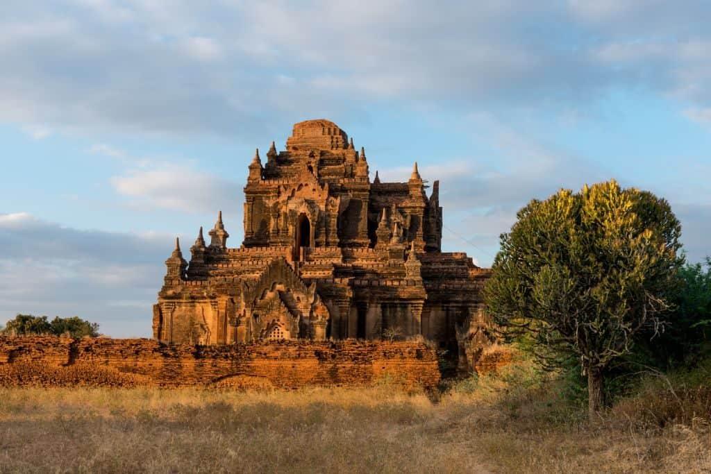 Thitsarwadi Pagoda Bagan Myanmar