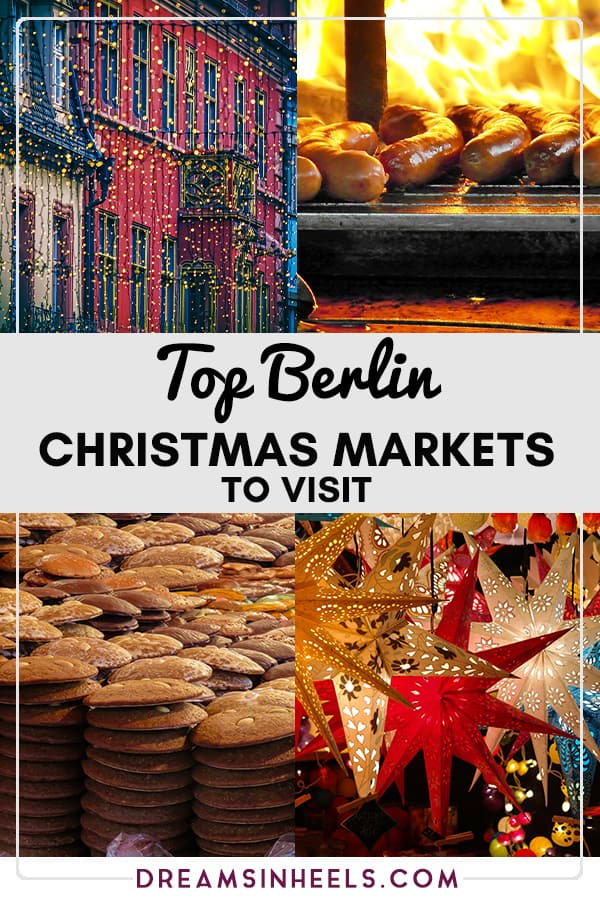 Top Berlin Christmas markets to visit