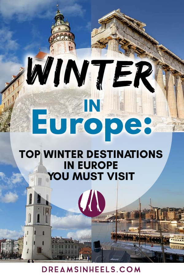 Winter in Europe- Top winter destinations in Europe you must visit