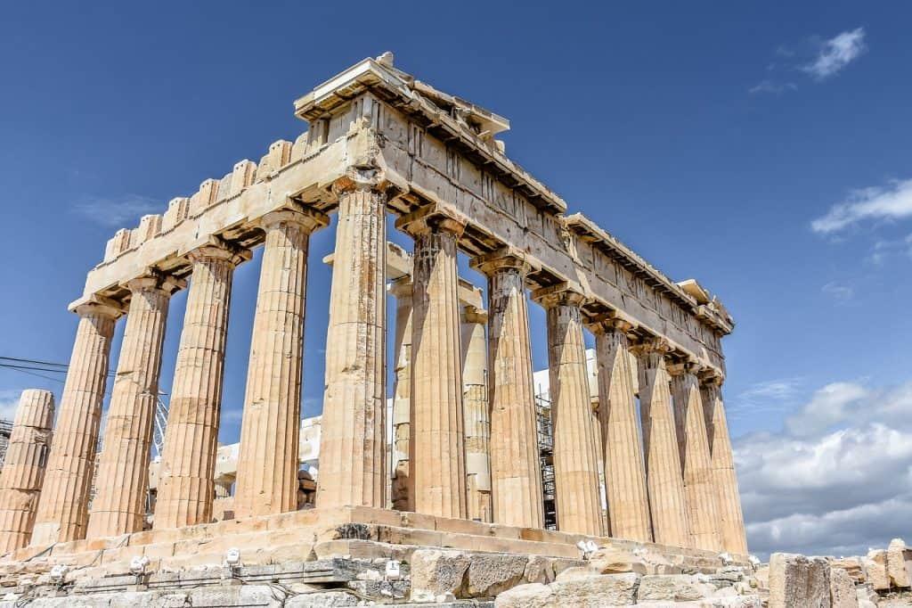 acropolis-athens-greece-winter-sun