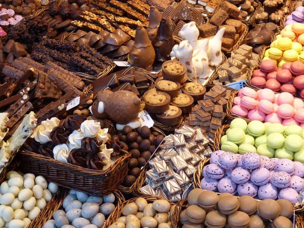 barcelona-spain desserts