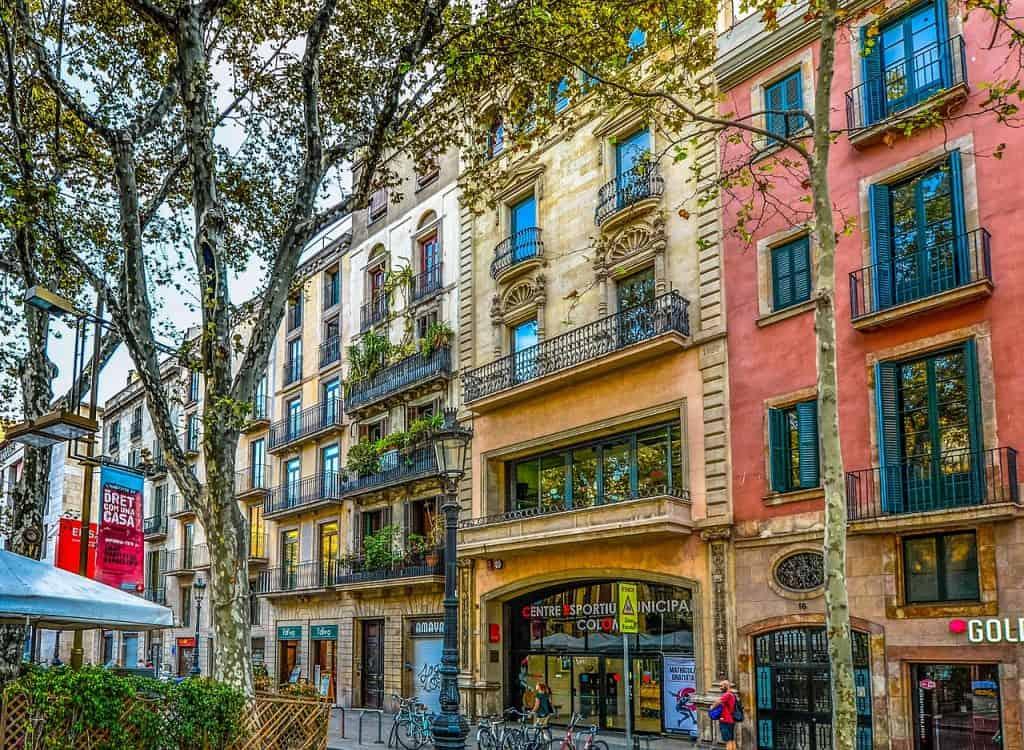 barcelona-streets-españa