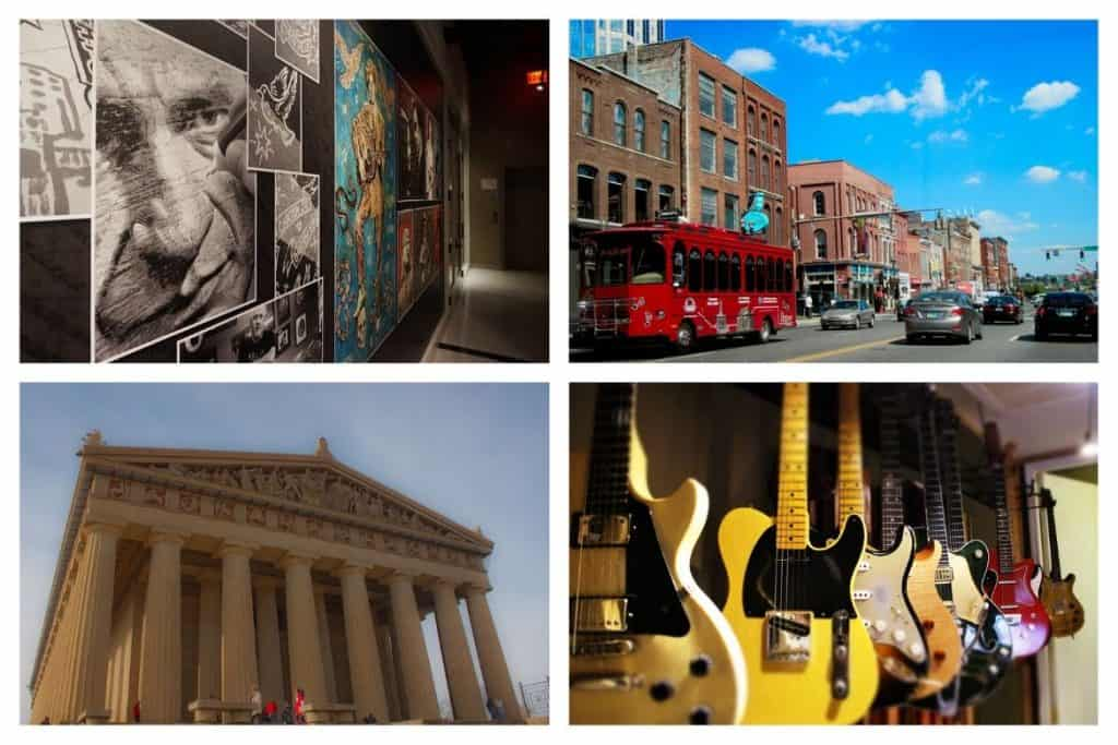 best nashville attractions for every season