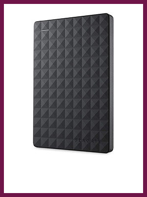 Seagate 1TB External Hard