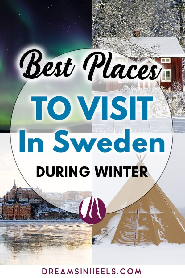 Best Places to visit in Sweden in winter