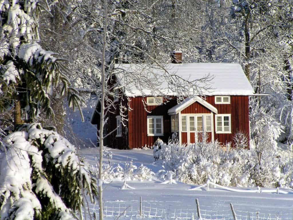 sweden in winter - best winter destinations in sweden