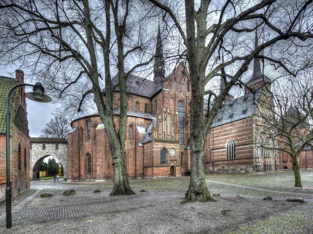 Roskilde Cathedral Denmark