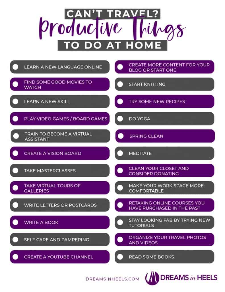 Cannot-Travel-Boredom Buster-Productive-things-to-do-at-home