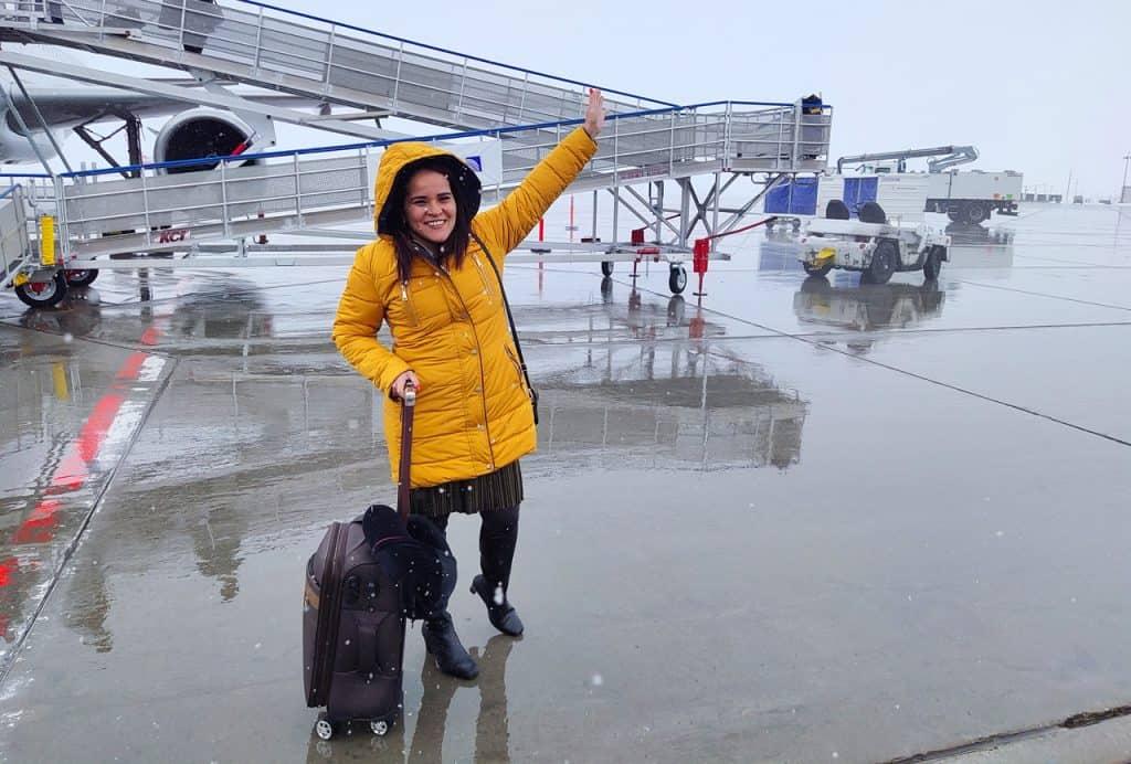 Colorado-Steamboat-Springs-Airport-Arriving