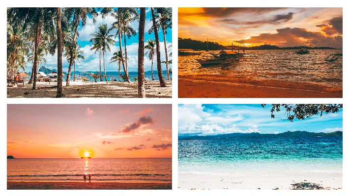 The Best Beaches In Palawan Philippines