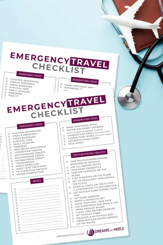 Travel-First-Aid-Kit-Emergency-Travel-Checklist-Pin