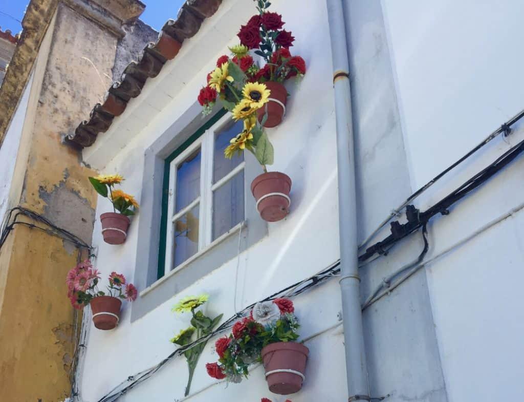 Window-Evora-Portugal