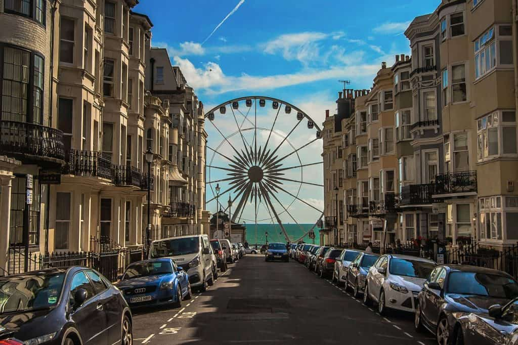 activities-in-brighton-streets-united-kingdom-uk