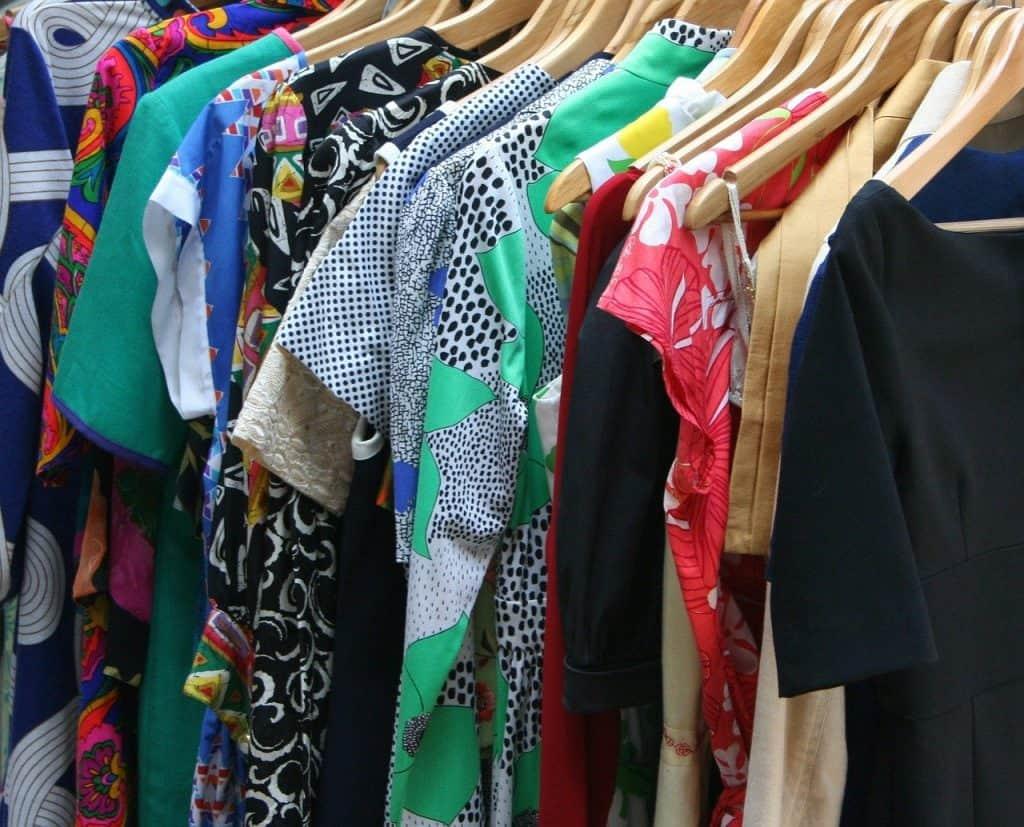 cleaning-closet-dresses
