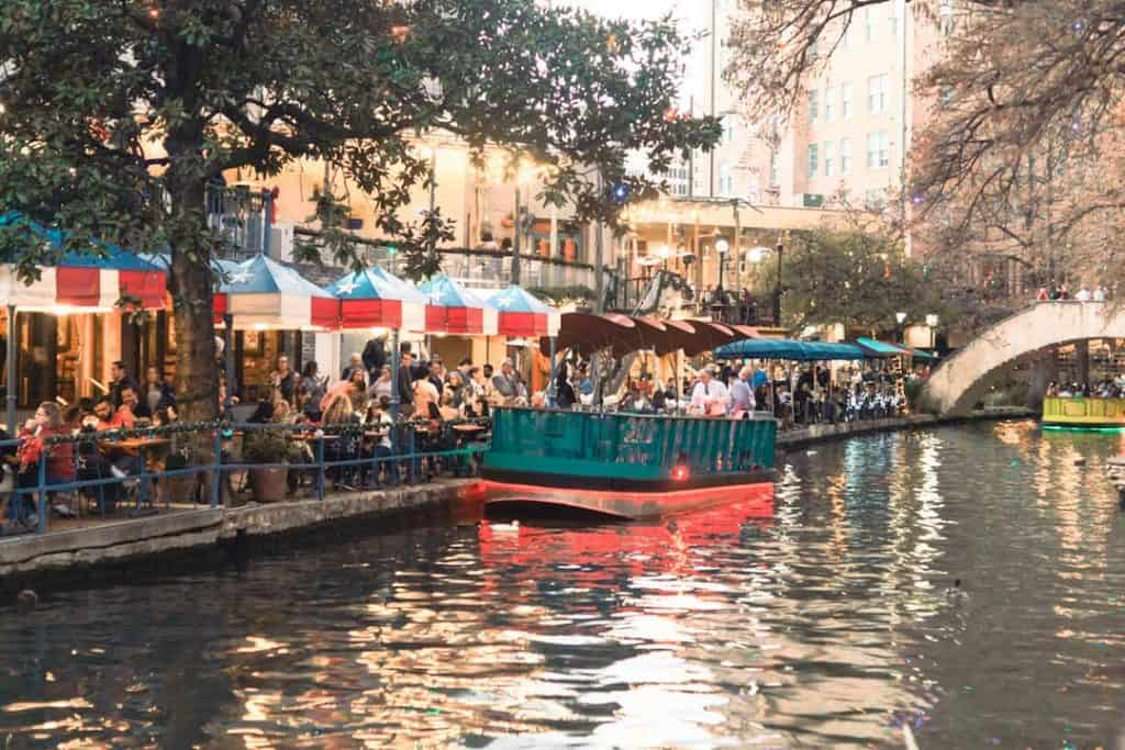 riverwalk-San Antonio-United States